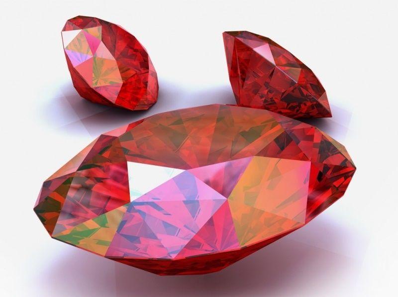 Значение и свойства камня рубин