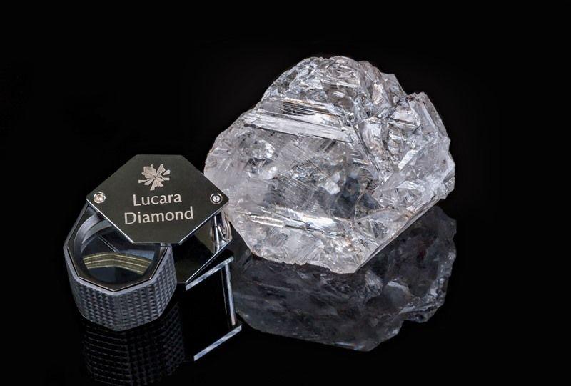 Десятка самых крупных алмазов в мире