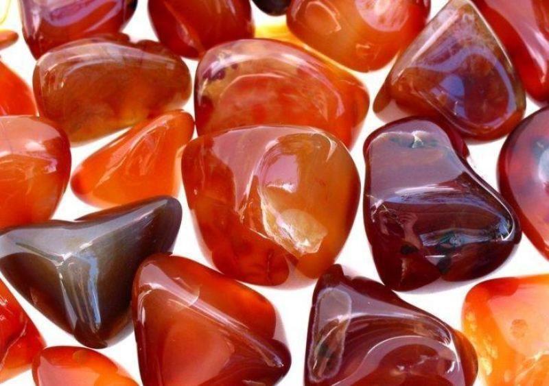 Необычные свойства камня сердолик