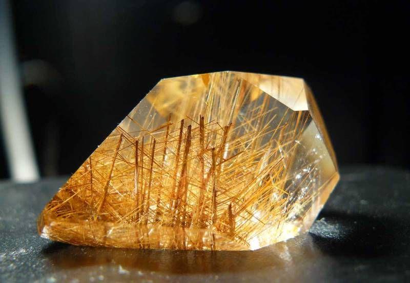 Загадочный камень рутил