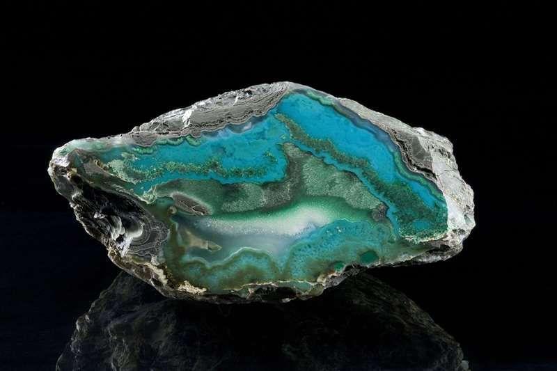 Камень мудрых и трезвых людей: хризоколла и ее свойства
