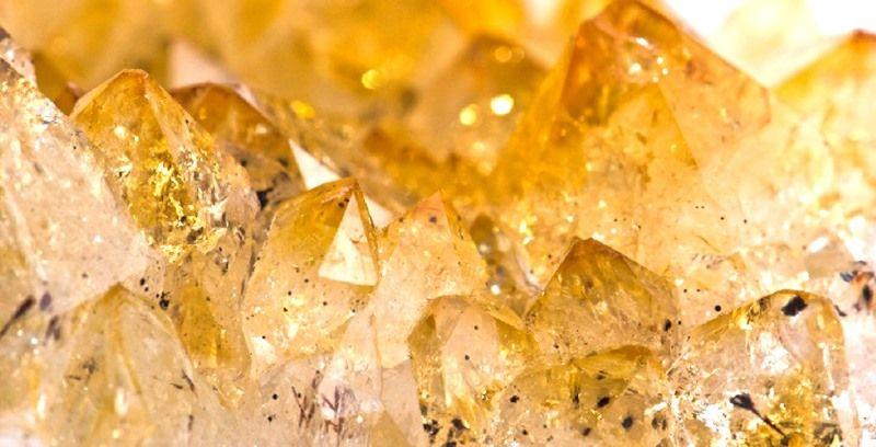Жёлтый камень