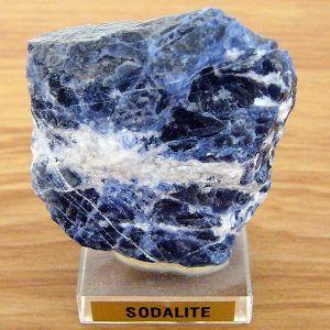 Камень содалит: лечебные и магические свойства