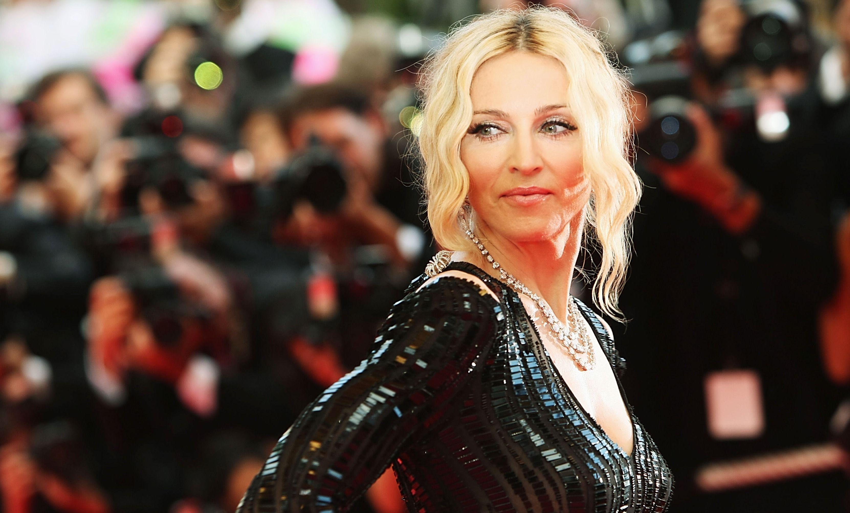Любимые украшения певицы Мадонны
