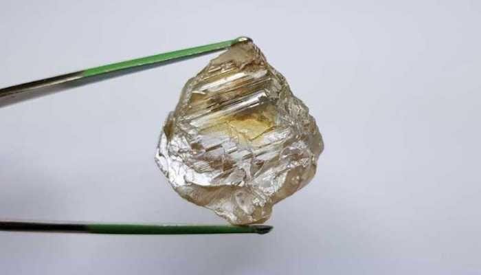 126 каратный алмаз нашли в Лесото