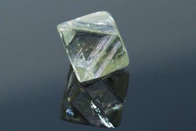 На архангельские алмазы будут записывать информацию