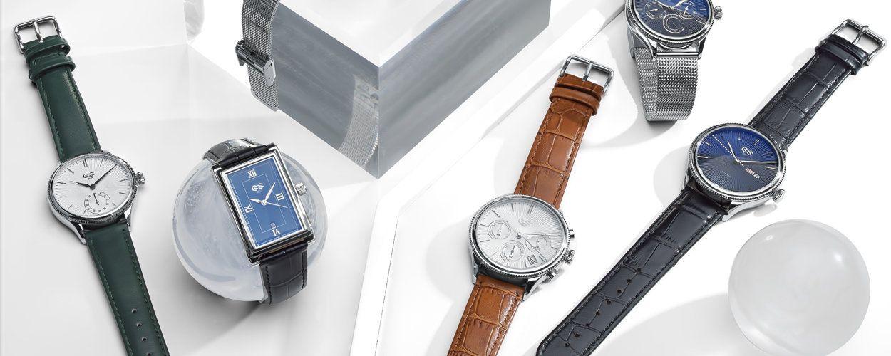 Виды стекол для часов: сапфировое и минеральное