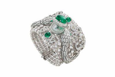 Bvlgari презентовали часы из коллекции Barocko