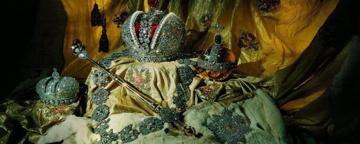 Драгоценные подарки семьи Романовых. Екатерина II