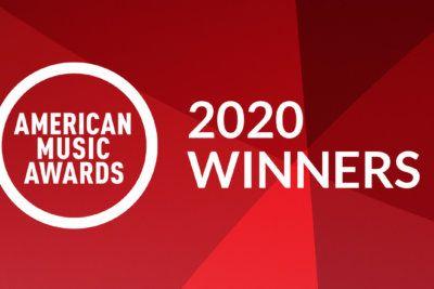Красная дорожка церемонии American Music Awards 2020