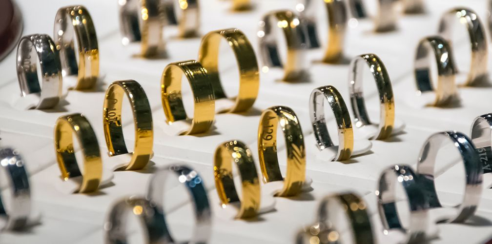 375 проба золота: отличия и характеристики