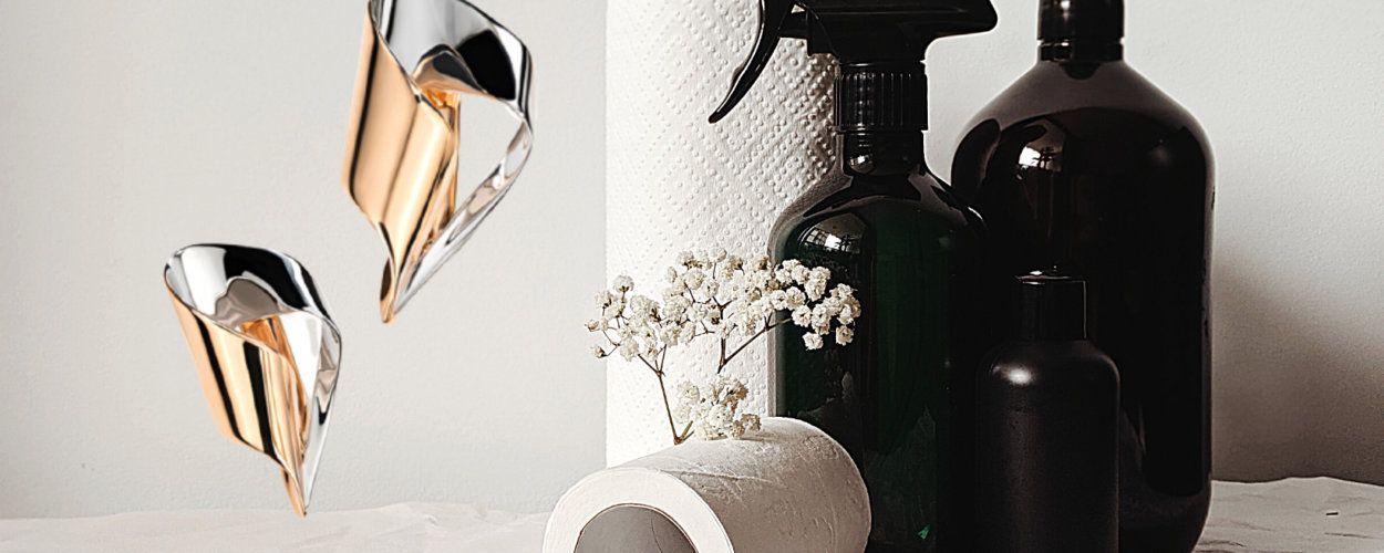 Как почистить золотые серьги в домашних условиях