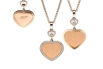 Chopard x 007 Happy Hearts