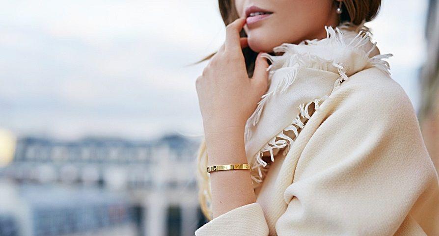 Браслет Картье в виде гвоздя или Cartier Love: как открыть браслет и с чем носить