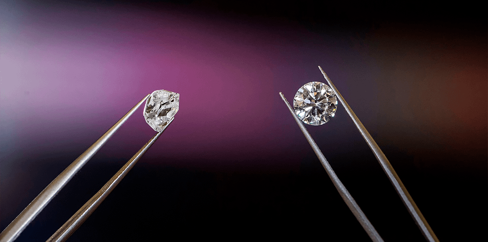 Характеристика бриллиантов: цвет и чистота