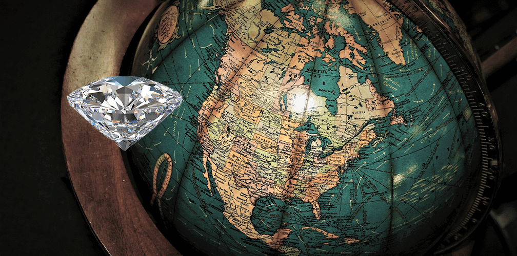 Где можно найти алмазы: месторождения и способы добычи