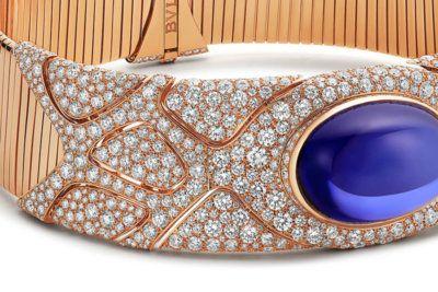 Bulgari представляет новую коллекцию high jewellery стоимостью