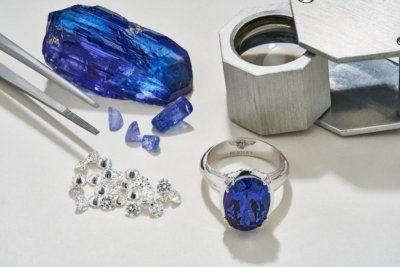 Коллекция драгоценных камней Bentley Jewellery