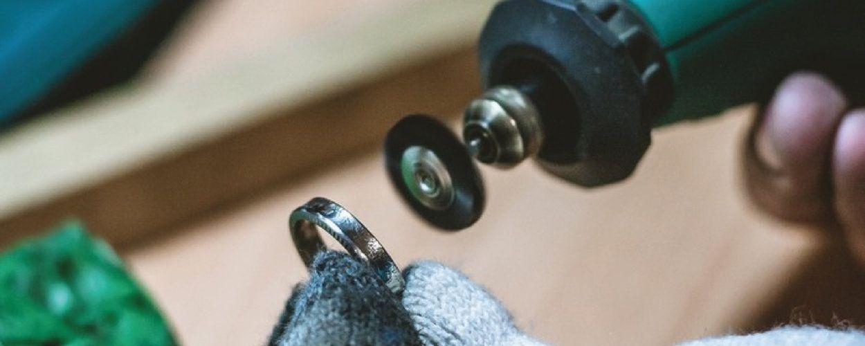 Кольцо из монеты своими руками в домашних условиях